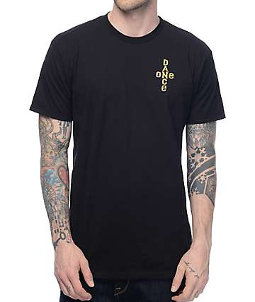 Artist Collective One Dance Black T-Shirt