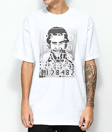 Artist Collective The Pablo White T-Shirt