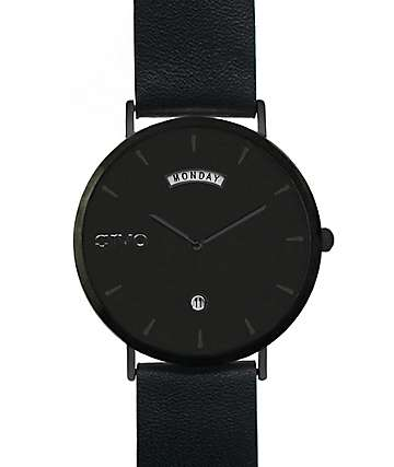 Arvo Awristacrat Black & Black Watch