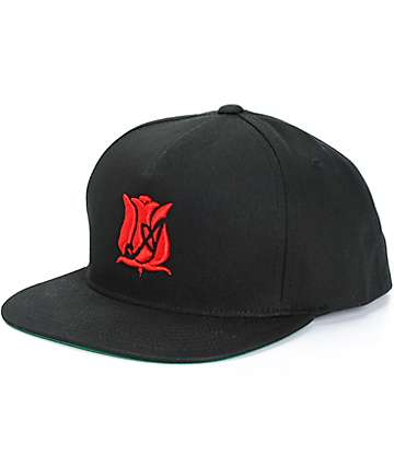 Ashbrook Rose City Snapback Hat