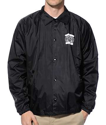 Ashbury Darkside Coach Jacket