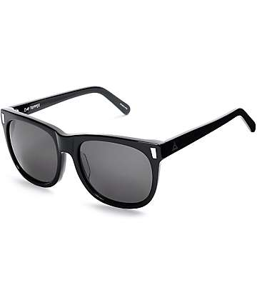 Ashbury Daytripper Black Sunglasses