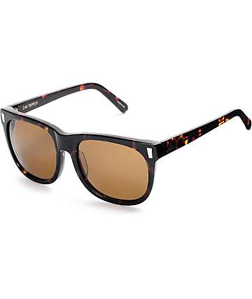 Ashbury Daytripper Tortoise Sunglasses