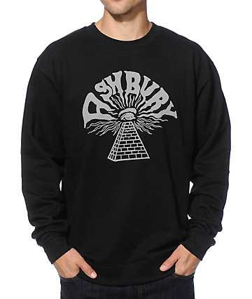 Ashbury Pyramid Crew Neck Sweatshirt