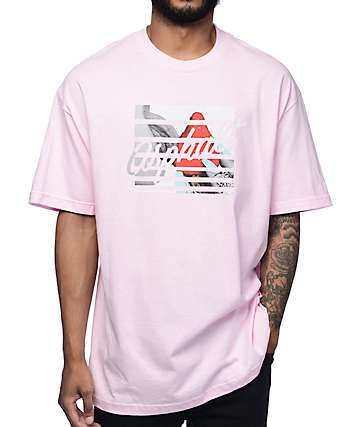Asphalt Yacht Club Fruit Kiss Pink T-Shirt