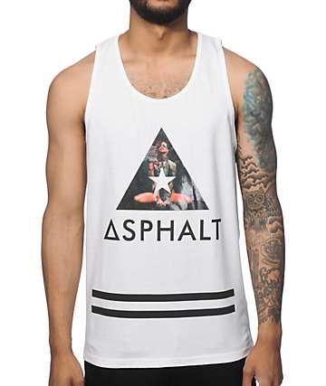 Asphalt Yacht Club x Madzilla Deltzilla Tank Top