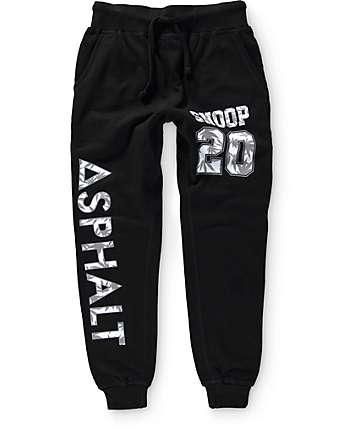 Asphalt Yacht Club x Snoop Dogg Reflective Jogger Pants