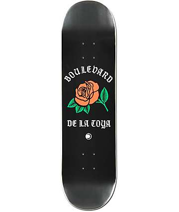 "BLVD Montoya Icon 8.25"" Skateboard Deck"