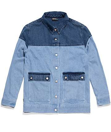Back To The Hundreds Marty Denim Shirt Jacket