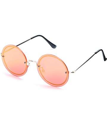 Bailey gafas de sol redondeados