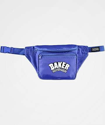 Baker Arch bolso de hombro en azul real