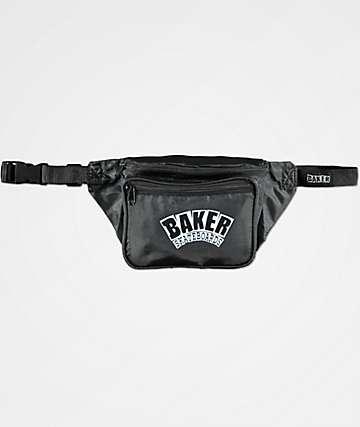 Baker Arch bolso de hombro en negro