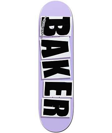 """Baker Brand Logo 8.3875"""" Skateboard Deck"""