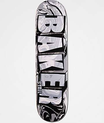 "Baker Cyril Abstract 8.25"" Skateboard Deck"