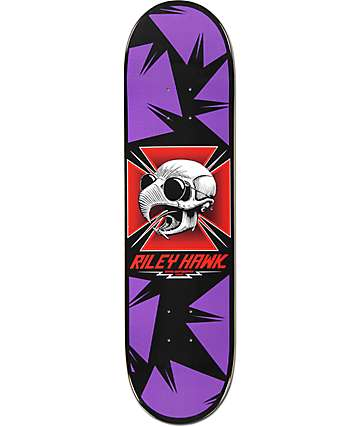"Baker Hawk Tribute 8.25""  Skateboard Deck"