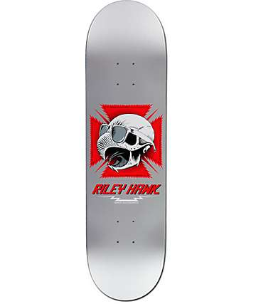 "Baker Hawk Tribute 8.475"" Skateboard Deck"