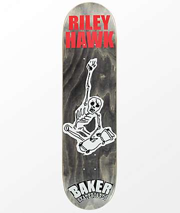 "Baker RH From The Grave 8.12"" Skateboard Deck"
