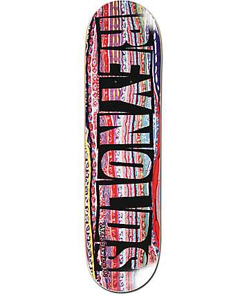 "Baker Reynolds Notorious 8.12"" Skateboard Deck"