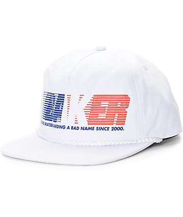 Baker United Snapback Hat