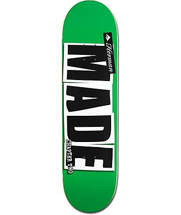 "Baker x Emerica Herman Made 2 8.25"" Skateboard Deck"
