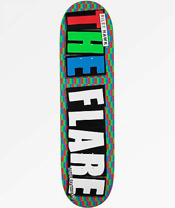 "Baker x Lakai Riley The Flare 8.25"" Skateboard Deck"