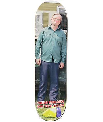 "Baker x Trailer Park Boys Bubbles Nuge 8.25"" Skateboard Deck"