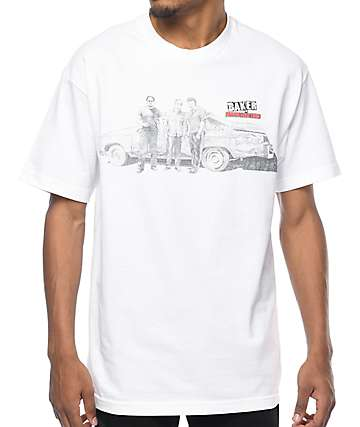 Baker x Trailer Park Boys White T-Shirt