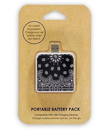 Bandana Portable Battery Pack