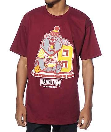 Bandit-1$M Bear Mascot T-Shirt