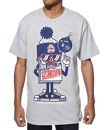Bandit-1SM Mascot T-Shirt