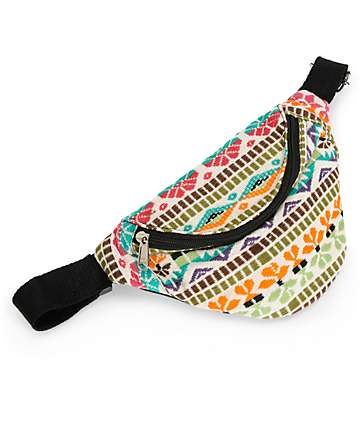 Barganza Multi Tribal Fanny Pack