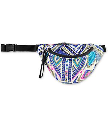 Barganza New Geo & Pink Fanny Pack