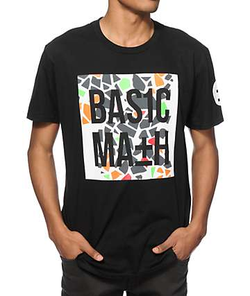 Basic Match Glass T-Shirt