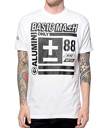 Basic Math Alumni T-Shirt