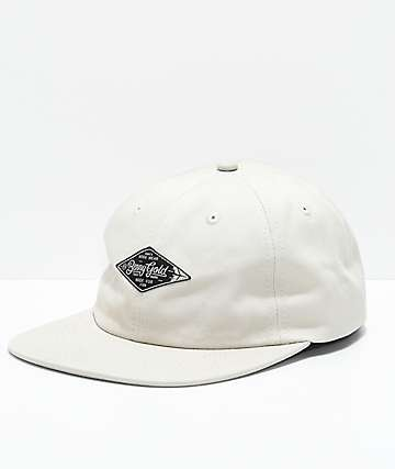 Benny Gold Diamond Label Twill Polo Strapback Hat