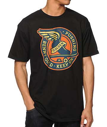 Benny Gold Golden Heel T-Shirt