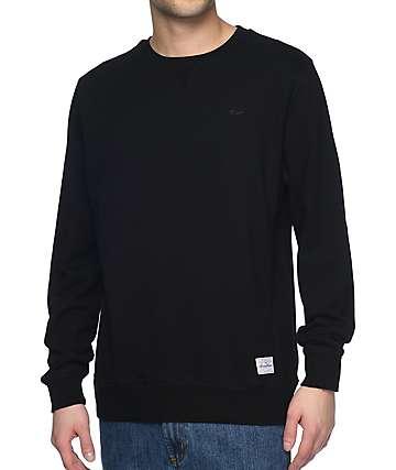 Benny Gold Premium Black Crewneck Sweatshirt