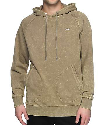 Benny Gold Premium Enzyme Wash Bark Hoodie