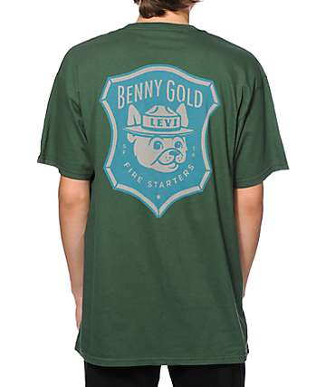 Benny Gold Smokey T-Shirt