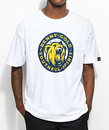 Benny Gold Spirit White T-Shirt