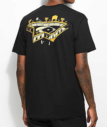 Benny Gold Stadium camiseta negra
