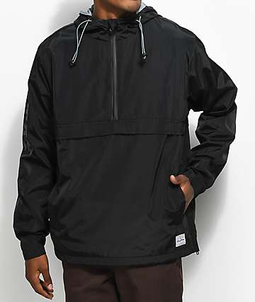 Benny Gold Stay Gold Black Anorak Jacket