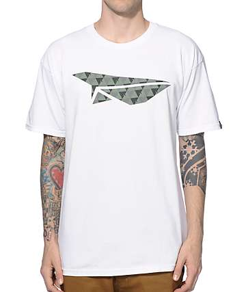Benny Gold Triangle Logo T-Shirt