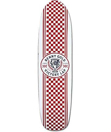 "Benny Gold Victory Lap 8.18"" Skateboard Deck"