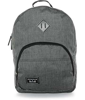 Benrus Bulldog Black Label Backpack
