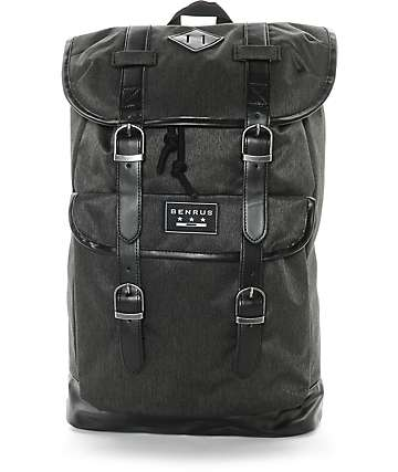 Benrus Scout Black Label Backpack