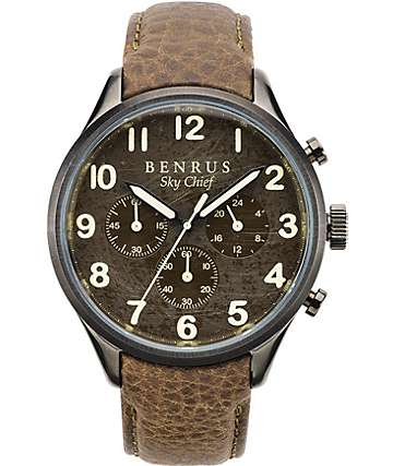 Benrus Sky Chief Analog Watch