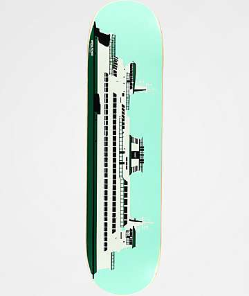 "Best Skate Co. Ferry 8.0"" Skateboard Deck"