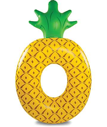 Bigmouth Inc Pineapple flotador de piscina