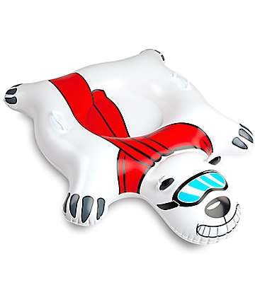Bigmouth Inc Polar Bear Snow Tube